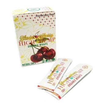 cherry high hemp wraps