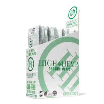 original high hemp wraps